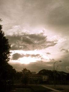 The Sky over EVVO